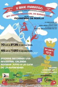 cartel monasterio de rodilla