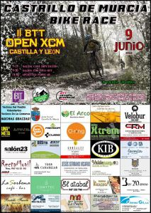 castrillo de murcia bike race